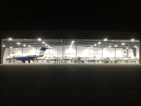 Ross Aviation - Lincoln Hangar