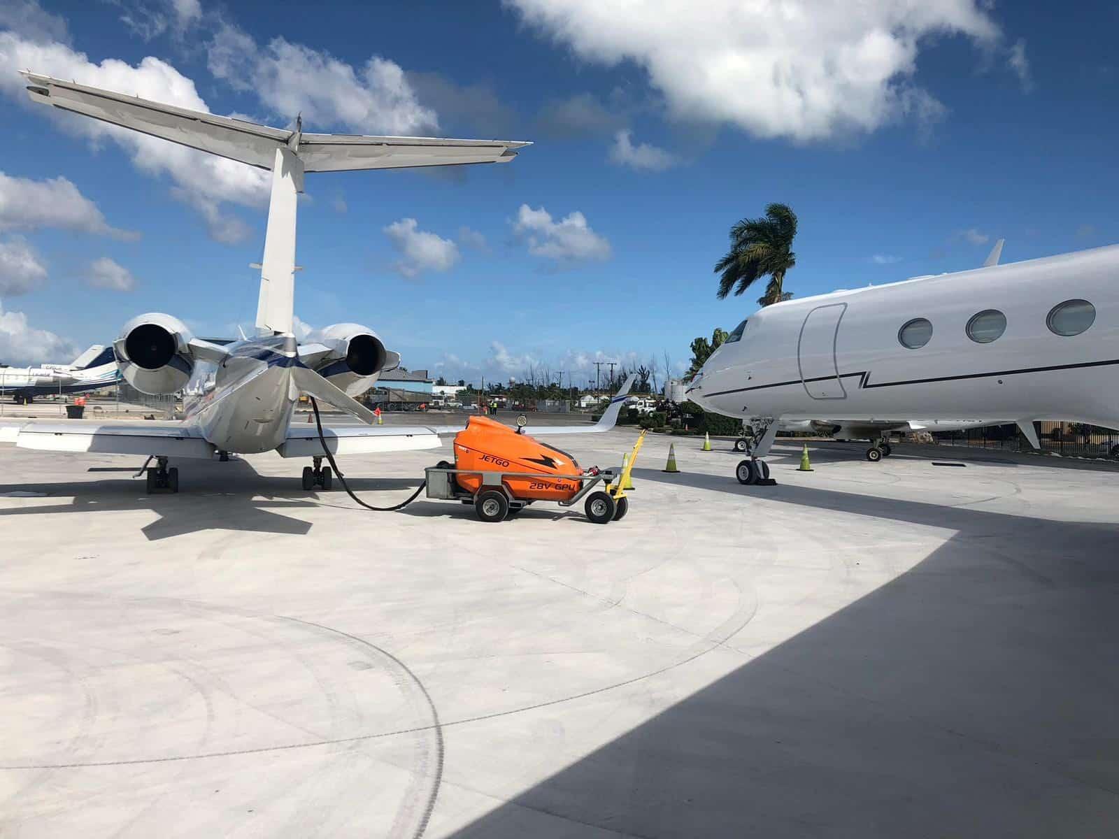 Jet Nassau Fueling Ramp