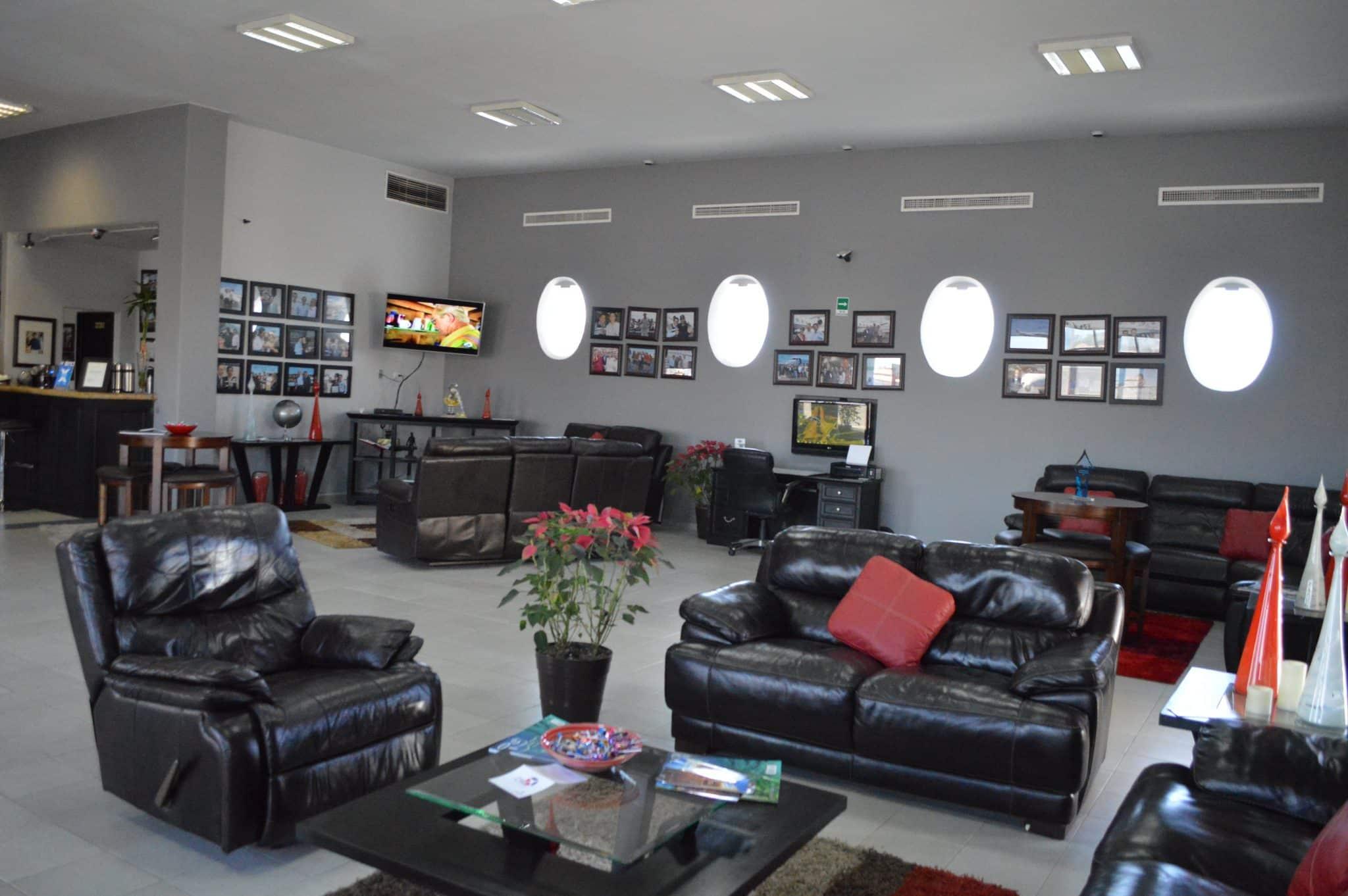 MMSL Cabo San Lucas Passenger Lounge