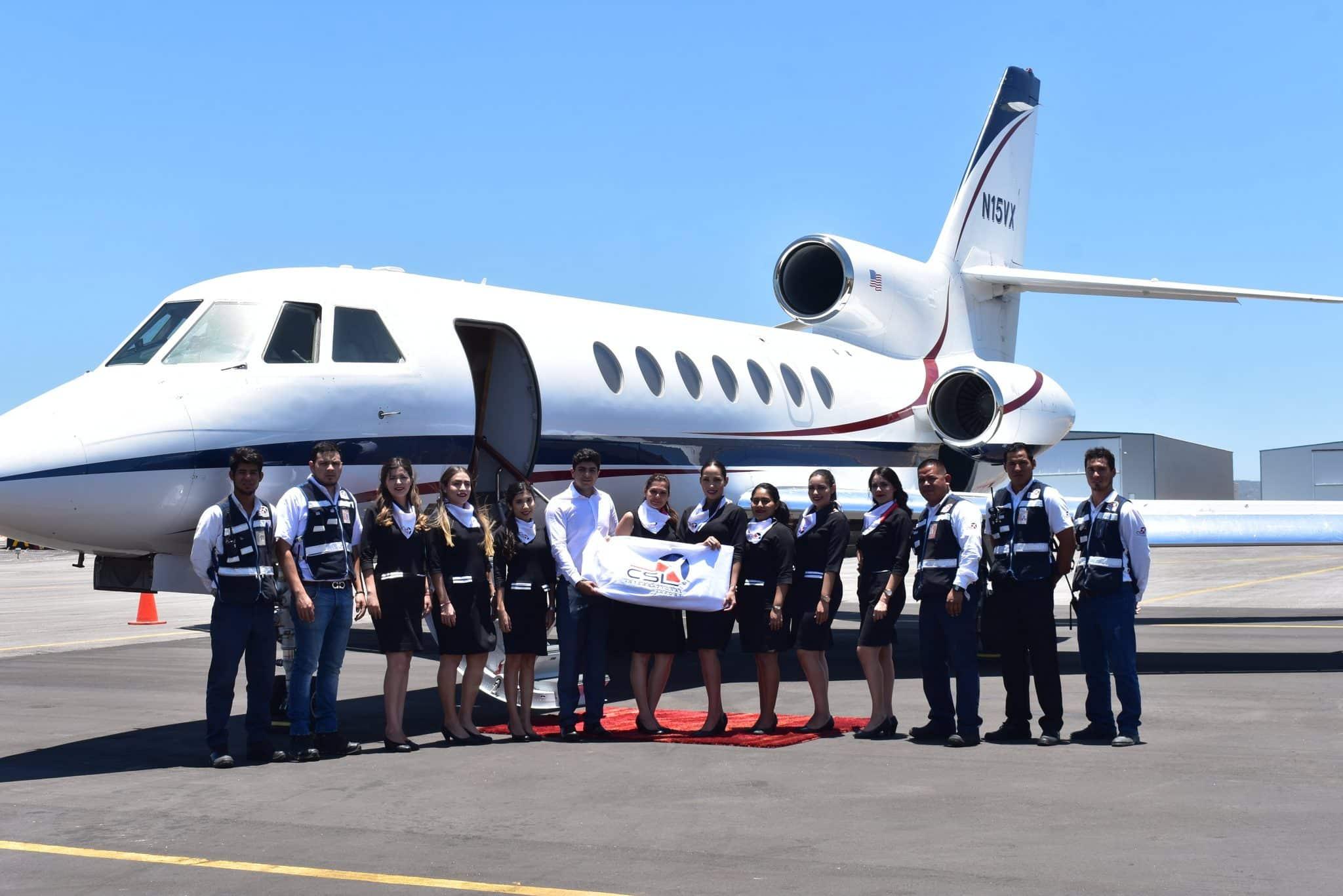 MMSL Cabo San Lucas Service Team