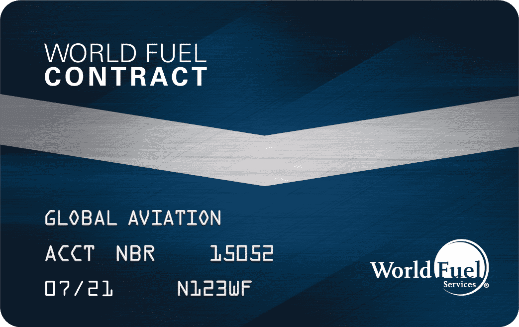 World Fuel Contract Card